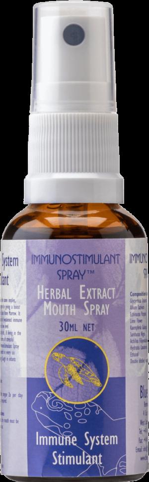 Immunostimulant spray